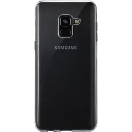 Coque slim invisible pour Samsung Galaxy A8 (2018) 1.2mm, Transparent