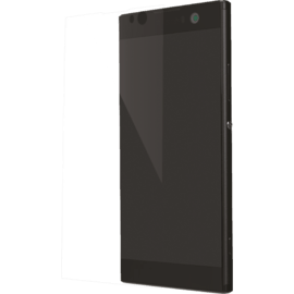 Full Coverage Tempered Glass Screen Protector for Sony Xperia XA2, Transparent