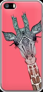 Case GIRAFFE CORAL by Monika Strigel
