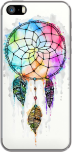Case Hipster Dreamcatcher Watercolor painting by Madotta