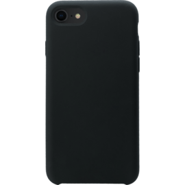 Case (Special Edition) Soft Gel Silicone Case for Apple iPhone 7/8, Satin Black