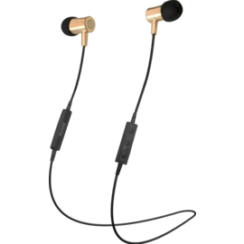 Case Magnetic Noise-isolating Wireless In-ear Headphone, Champagne Gold