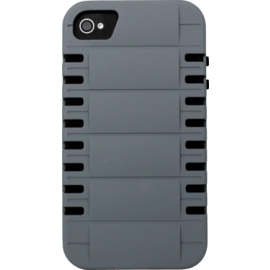Case Case for Apple iPhone 4/4S, Grey Anti-shock Rebounds