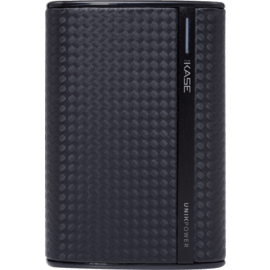 Case Fashionista Power Bank, 8400 mAh, Graphite Black