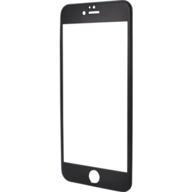 Titanium Alloy Tempered Glass Screen Protector for Apple iPhone 6 Plus/6s Plus, Black