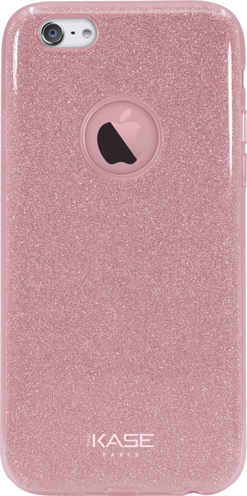 Case Sparkly Glitter Slim Case for Apple iPhone 6/6s, Rose Gold