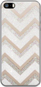 Case NUDE CHEVRON GOLD by Monika Strigel
