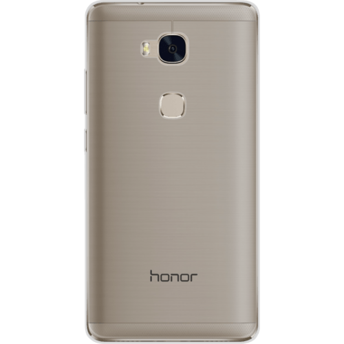 Case Silicone Case for Huawei Honor 5X, Transparent