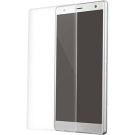 Curved Edge-to-Edge Tempered Glass Screen Protector for Sony Xperia XZ2, Transparent