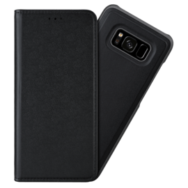 2-in-1 GEN 2.0 Magnetic Slim Wallet & Case for Samsung Galaxy S8, Black
