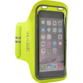 Ultra Slim Armband for Apple iPhone 6/6s, Neon yellow