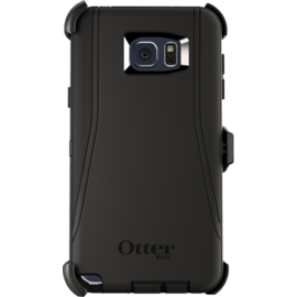 Case OtterBox Defender Series Case for Samsung Galaxy Note 5, Black