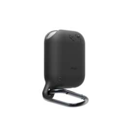 Airpod Waterproof Hang Case black