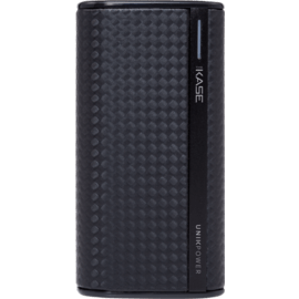 Case Fashionista Power Bank, 5600 mAh, Graphite Black