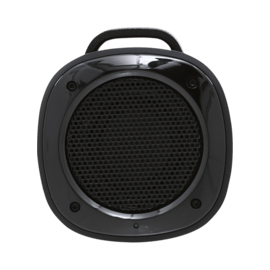 Case Airbeat-10 Portable Bluetooth speaker with speakerphone, Black