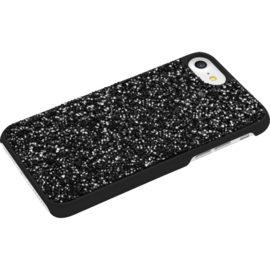 Rhinestone Bling case for Apple iPhone 6/6s/7/8/SE 2020, Midnight Black