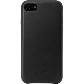 Case Handcrafted Genuine Leather Case for Apple iPhone 7, Black