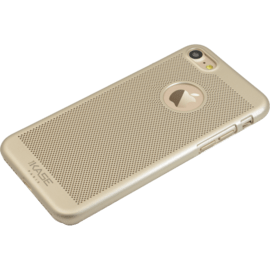Coque Mesh pour Apple iPhone 7, Or
