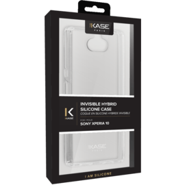 Invisible Hybrid Case for Sony Xperia 10, Transparent