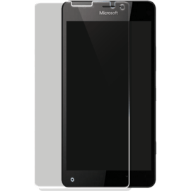 Premium Tempered Glass Screen Protector for Microsoft Lumia 950XL, Transparent