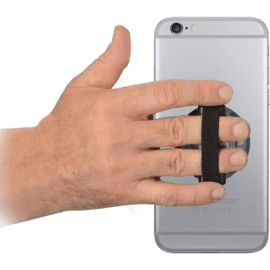 Case Finger Grip Phone Holder