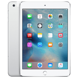 refurbished iPad mini 4 Wifi+4G 128 Gb, Silver