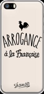 Case Coque Arrogance à la Française by Le Fabuleux Shaman