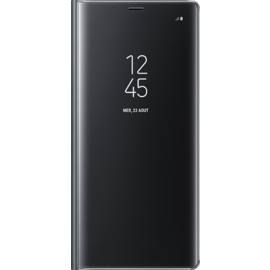 Clear View cover Stand - Noir for Galaxy Note 8