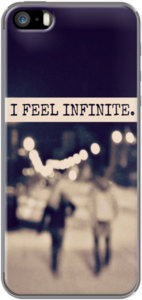 Case I Feel Infinite by Caleb Troy