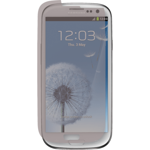Case Screen protector for Samsung Galaxy S III, Matte