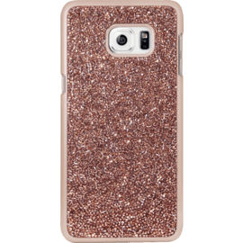 Case Rhinestone Bling case for Samsung Galaxy S6 Edge Plus, Rose Gold