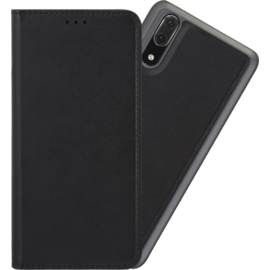 2-in-1 GEN 2.0 Magnetic Slim Wallet & Case for Huawei P20, Black