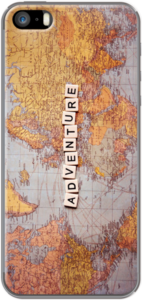 Case adventure map by Sylvia Cook Photography