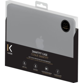 SmartFit Full Protection case for Apple 11-inch MacBook Air, Grey