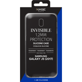 Invisible Slim Case for Samsung Galaxy J5 (2017) 1.2mm, Transparent (EU/Asia ver. - J530F/DS & J530Y/DS)