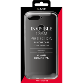 Coque slim invisible pour Huawei Honor 7A 1.2mm, Transparent