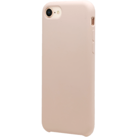 (Special Edition) Soft Gel Silicone Case for Apple iPhone 7/8, Sandy Pink
