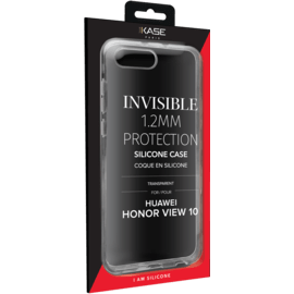 Coque slim invisible pour Huawei Honor View 10 1.2mm, Transparent