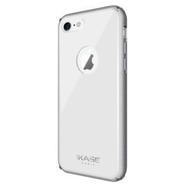 Glass Case for Apple iPhone 7/8, Bright White