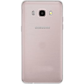 Silicone Case for Samsung Galaxy J5 (2016) , Transparent