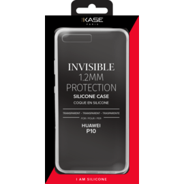 Coque Slim Invisible pour Huawei P10 1.2mm, Transparent