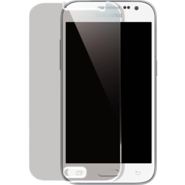 Case Tempered Glass Screen Protector for Samsung Galaxy Core Prime G360, Transparent