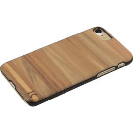 Wood case for Apple iPhone 7/8, Cappuccino