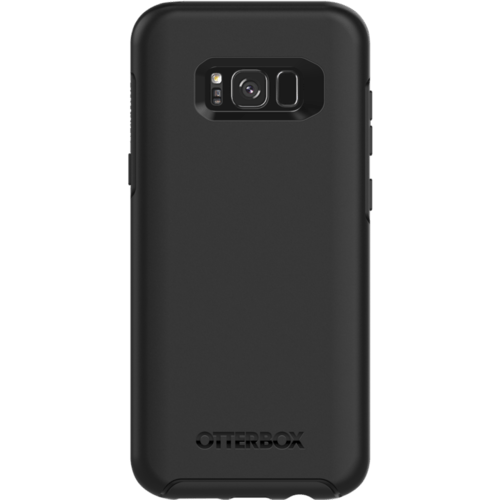 Case Otterbox Symmetry series Coque pour Samsung Galaxy S8 Plus, Noir