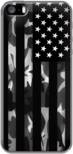 Case American camouflage by NG Design