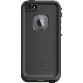 Lifeproof Fre Waterproof Case for Apple iPhone 5/5s/SE, Black