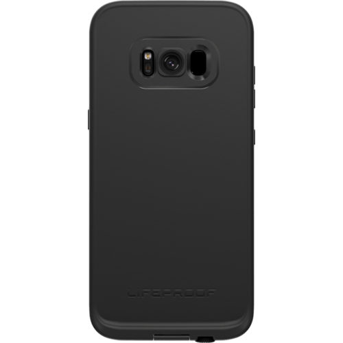 Lifeproof Fre Waterproof Case for Samsung Galaxy S8+, Asphalt Black