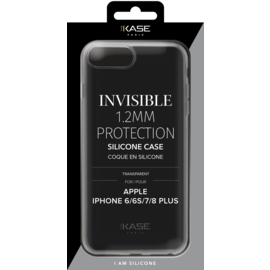 Invisible Slim Case for Apple iPhone 6/6s/7/8 Plus 1.2mm, Transparent