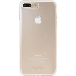 Case Coque ultra slim en silicone invisible pour Apple iPhone 7 Plus/8 Plus 0,6mm, Transparent