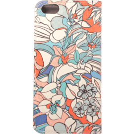 Paul & Joe Floral Coque Clapet pour Apple iPhone 4/4s